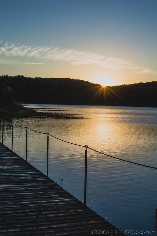 sunrise lake missouri potosi ymca camp lakewood