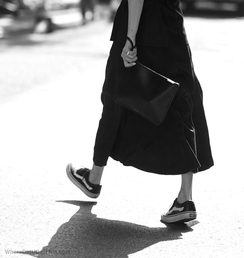 10 Smart Shoe Pairings at Fashion Week Where Did U Get That