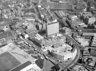 Wellbar House, Newcastle upon Tyne, 1963
