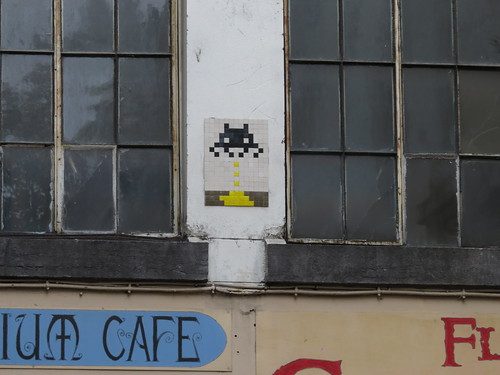 Space Invader Pis