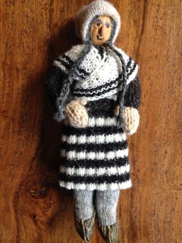 Icelandic doll