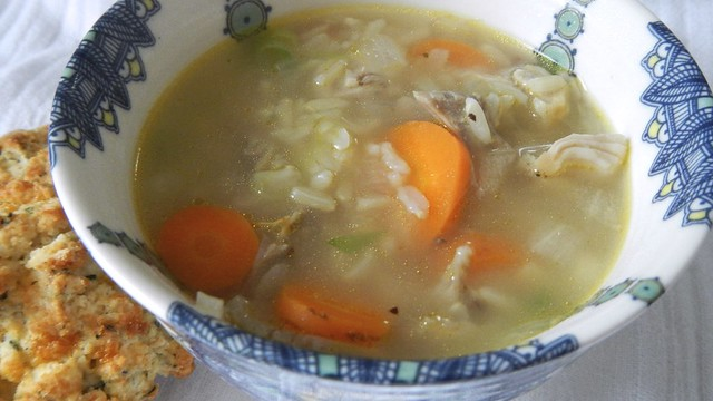 Chicken Soup with Rice 17