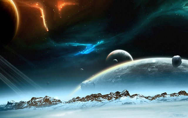 Universe_and_planets_digital_art_wallpaper_Hibernaculum