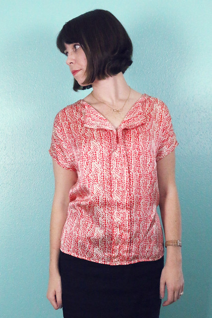Liesel + Co Weekend Getaway Blouse