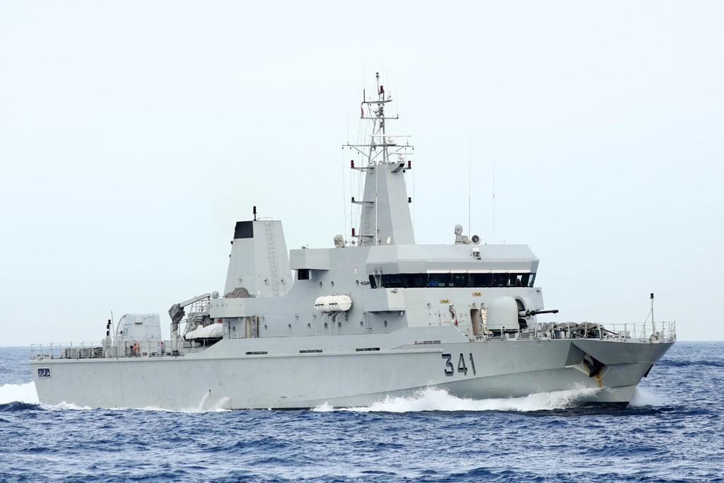Royal Moroccan Navy OPV-70 / Classe Bir Anzarane - Page 4 15308181187_0338693fac_o