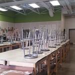 Alta Art classrooms