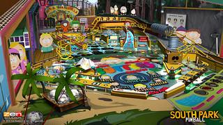 Zen Pinball 2: South Park Pinball