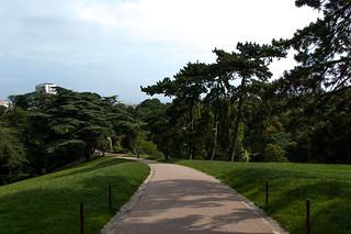 Promenade dans le Parc des Buttes Chaumont