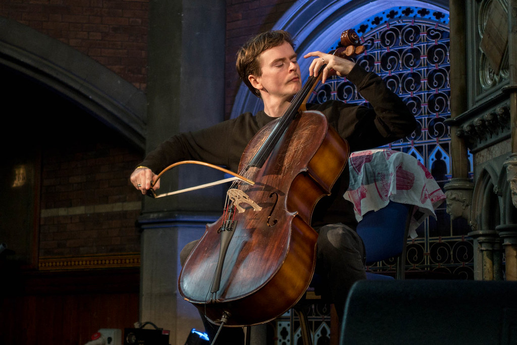Oliver Coates at Daylight Music 11th October 2014
