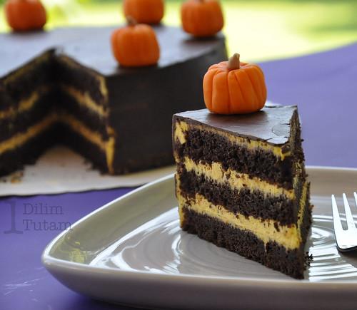 kabakli cikolatali kek