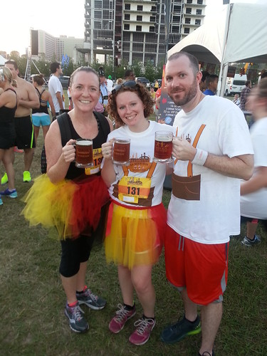 Jaxtoberfest beer run