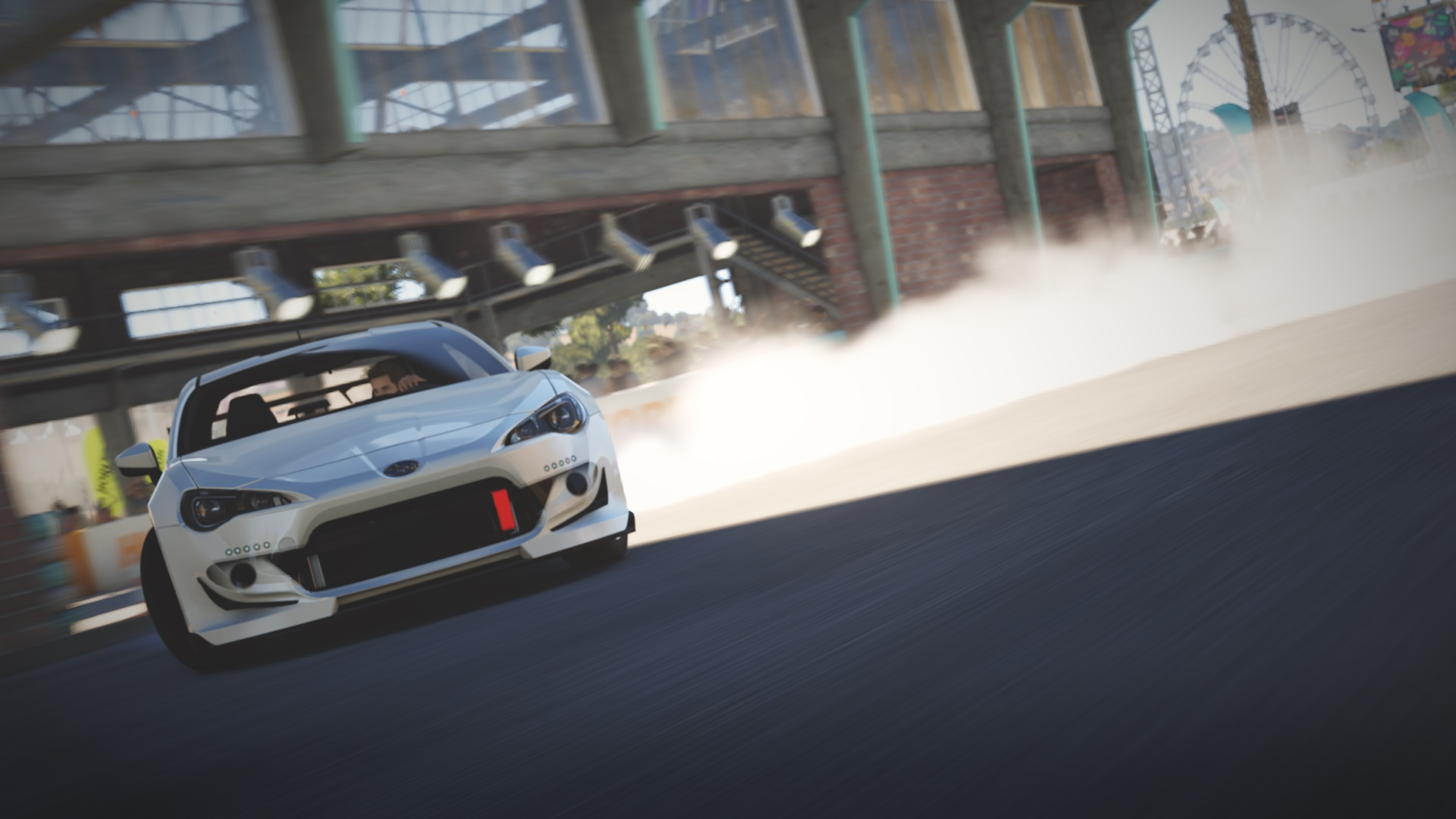 Subaru Brz Rocket Bunny White Show Your Drift Cars Fh2 Page 3 Lounge Forza