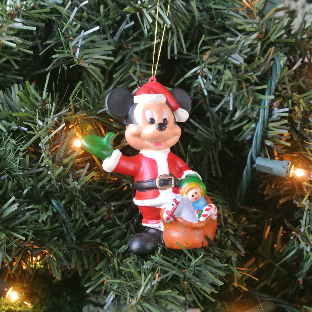Shop Update • Vintage Disney Christmas Ornaments