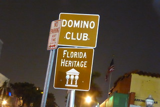 Domino Club en Little Havana