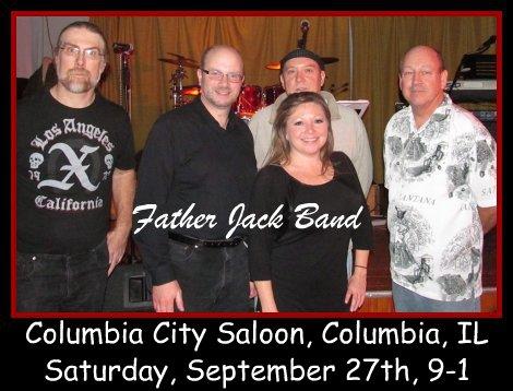 Father Jack Band 9-27-14