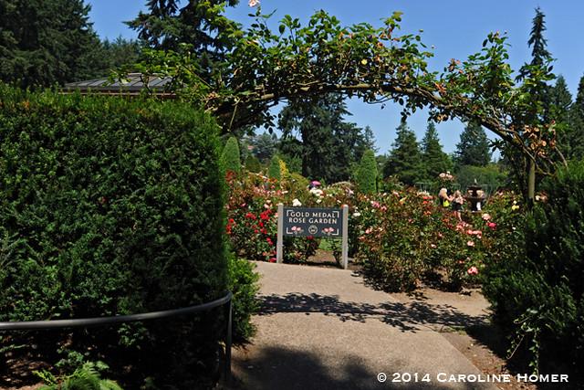 gold medal garden