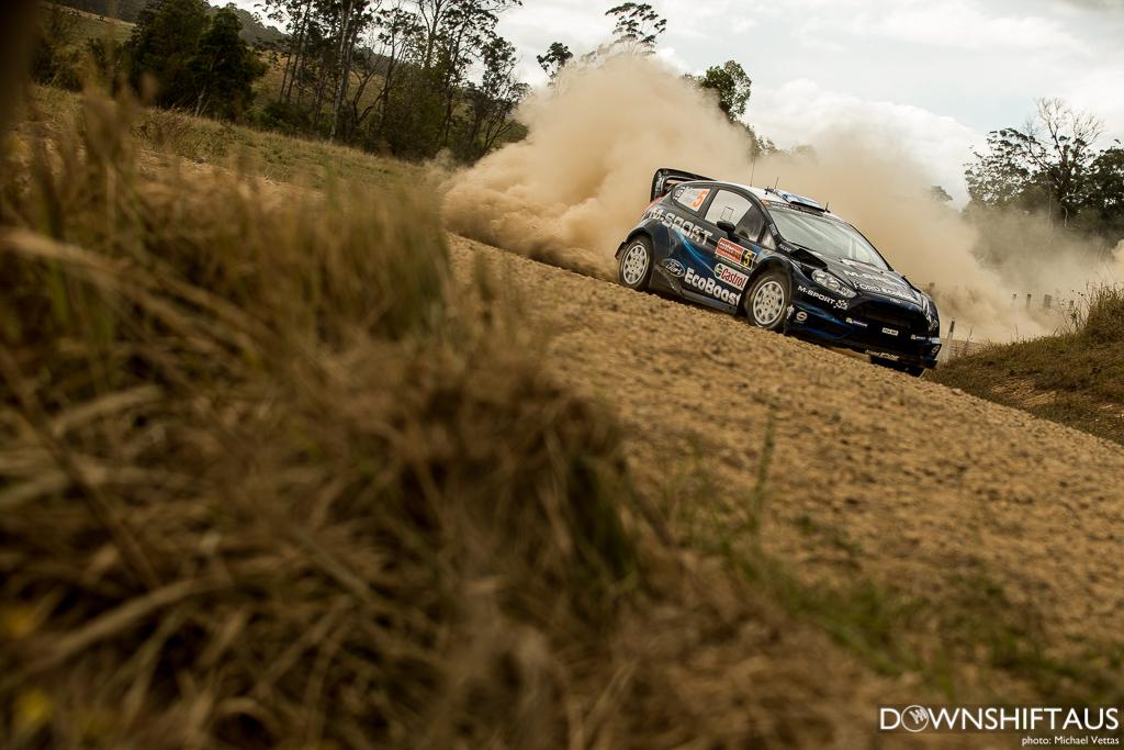 WRC - Rally Australia 2014