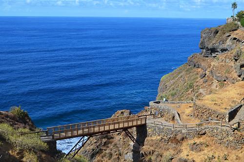 Camino real, Los Realejos, Tenerife