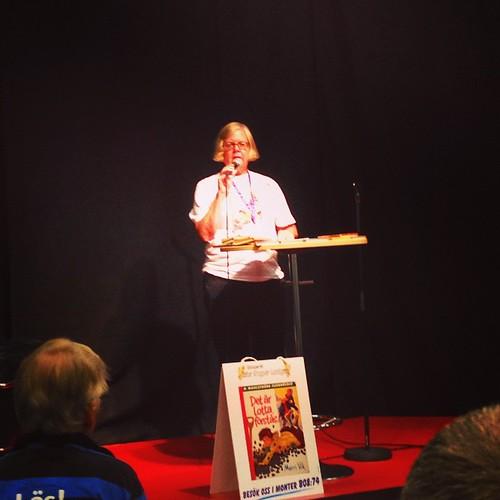 Tussis somrar på Lottas Rönnvik: Sällskapet för Ester Ringnér-Lundgren #Bokmässan