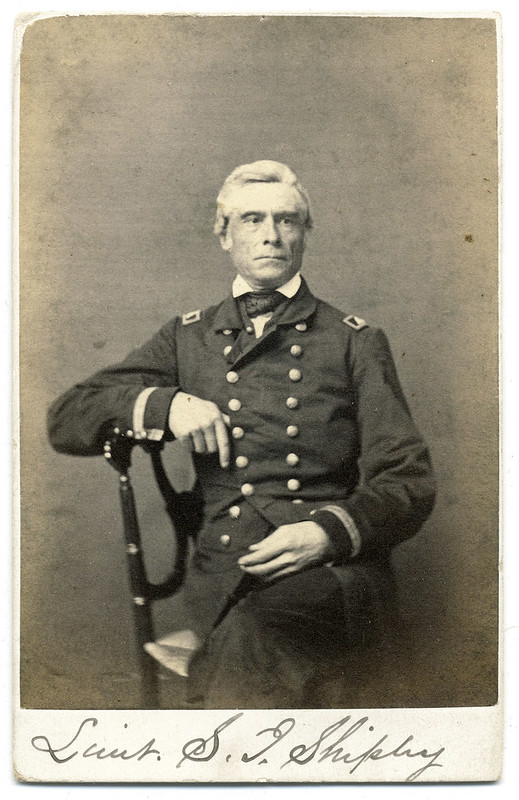 One of the First Graduates of the U.S. Naval Academy