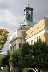 Fayette County Courthouse - Somerville, TN