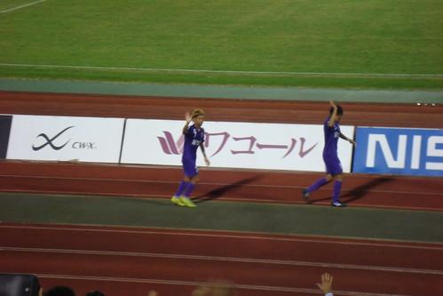 2014/09 J2第34節 京都vs横浜FC #03