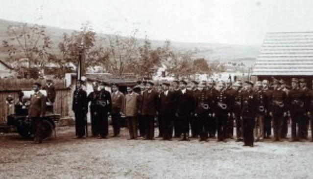 Inaugurarea sediului pompierilor voluntari din Odorheiu-Secuiesc