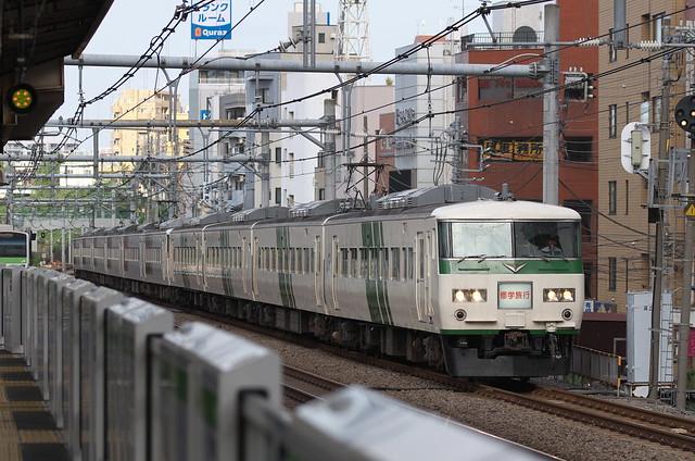 Tokyo Train Story 修学旅行列車 2014年9月27日