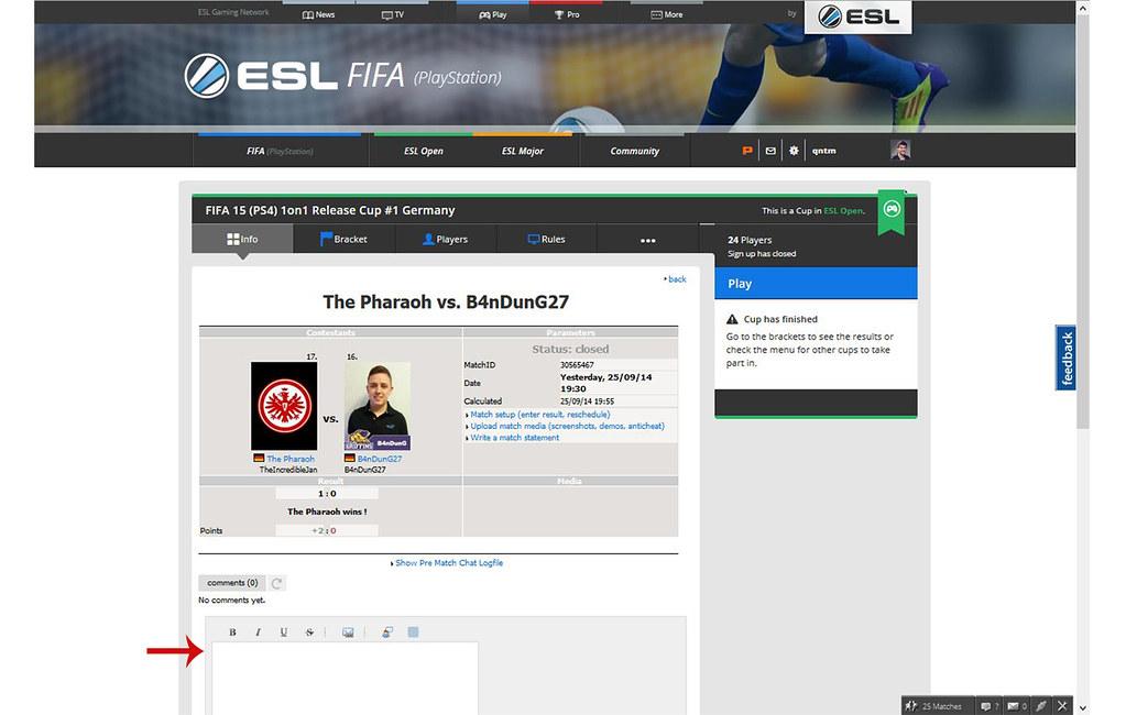ESL FIFA 2