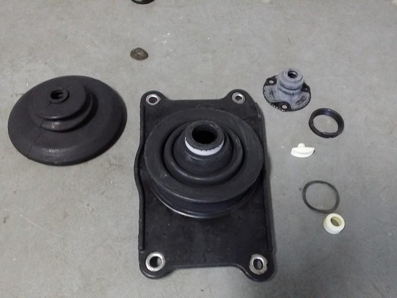 93 FD OEM Shifter Rebuild - RX7Club com - Mazda RX7 Forum