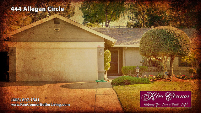444 Allegan Circle in San Jose. A Wonderful Life in Blossom Valley Home for Sale
