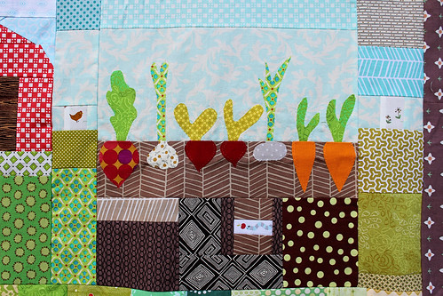 Farmhouse Quilt Garden