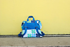 geopop canvas bag
