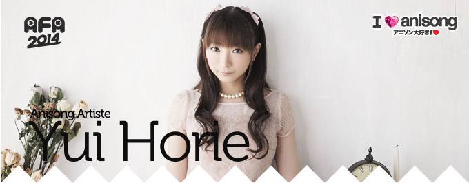 Five More Acts Complete AFA 2014 I Love Anisong Mega Anime Music Festival Line-up Yui Horie