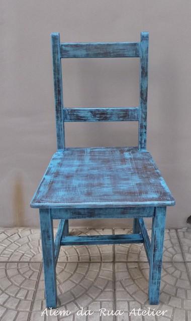 Curso de pintura em móveis e vasos