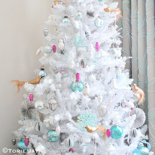 A Vintage Affair Christmas tree