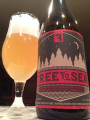 Fullsteam Tree-to-Sea Gose by BeerHyped.com