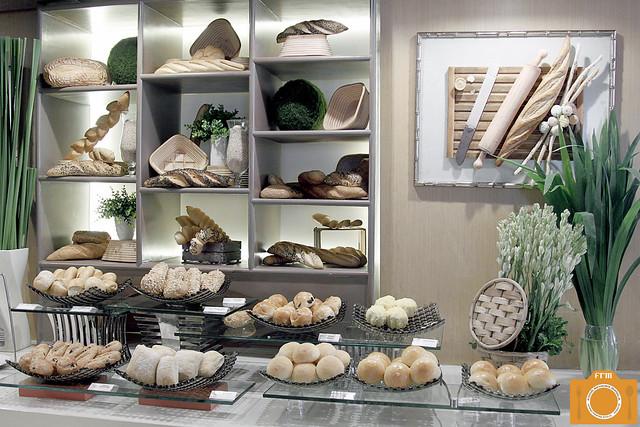 Sabroso bread station