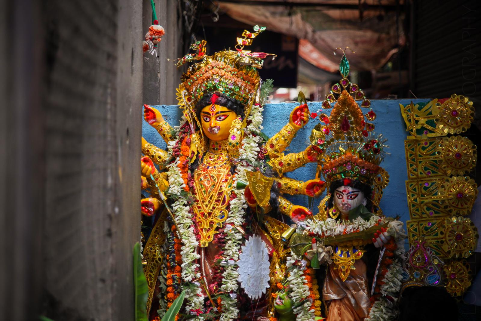 Farewell, Durga Maa