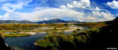 Swan Valley, Idaho - A Panorama
