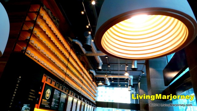 Starbucks Reserve Signa in Makati