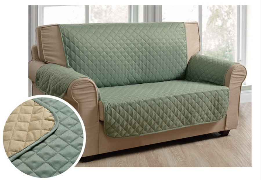 Luxury Quality Microfiber Pet Dog Reversable Sofa
