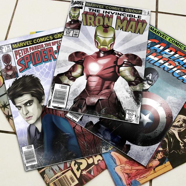 More Comics...