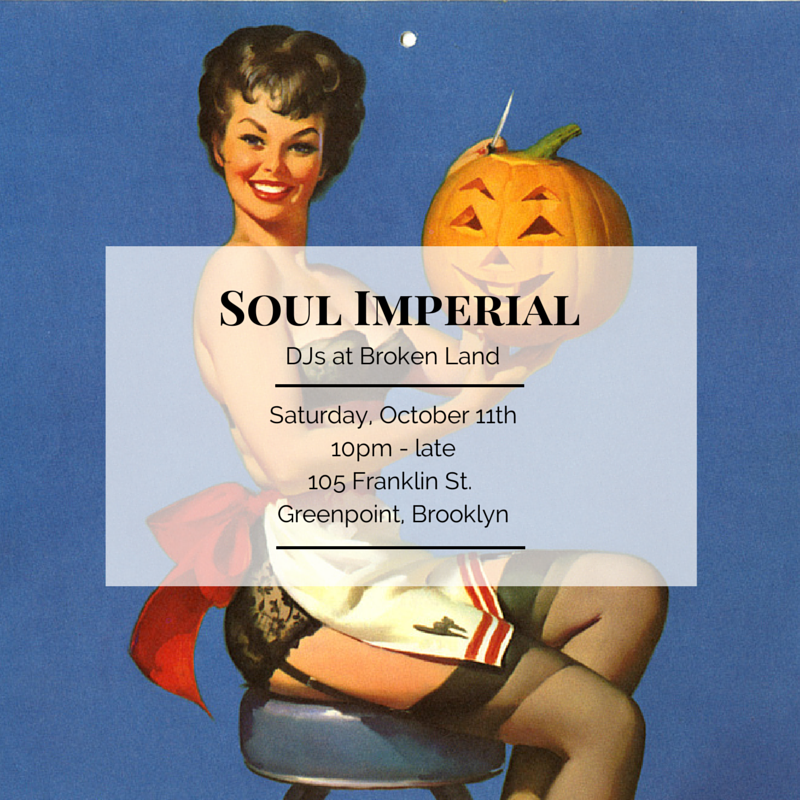 Soul Imperial Broken Land October