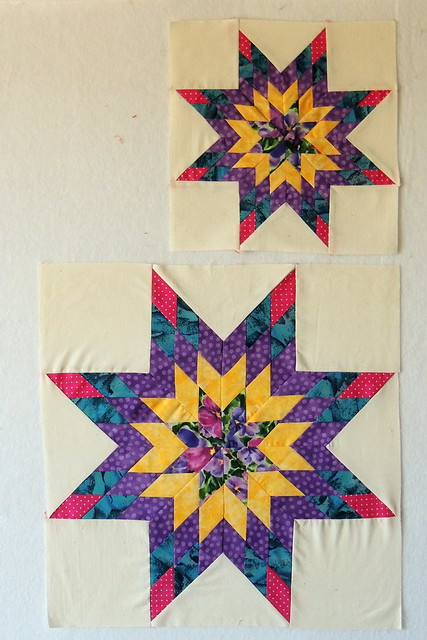 Lone Star Blocks for The Quilters