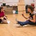 Pauline Lockhart, Lu Kemp (Director)_BONDAGERS_rehearsals-7812