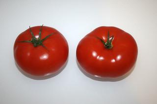 03 - Zutat Fleischtomaten / Ingredient beef tomatoes