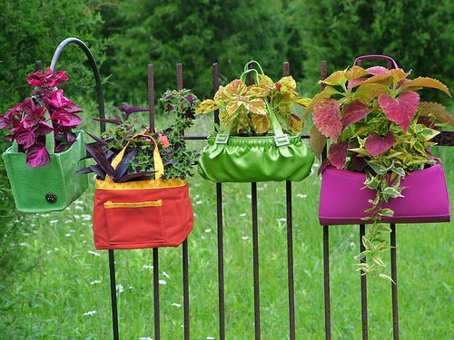 RIY: Hanging Garden handbags
