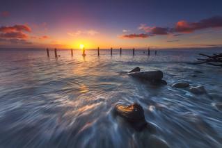Collingwood jetty