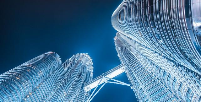 claudecastor - Malaysia - Petronas Towers in KL